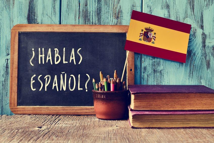 Traduction de site espagnol