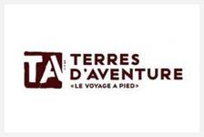 Logo clients - Terres d'aventure