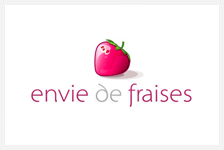 Logo clients - Envie de fraises