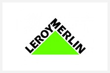 Logo clients - Leroy Merlin