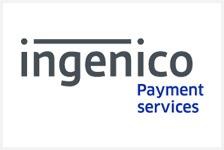 Logo partenaires - Ingenico