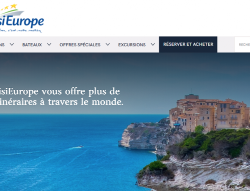 CroisiEurope: translation of the no.1 river cruise e-tourism site in Europe