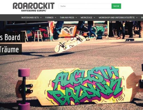 Roarockit : traduction d'un site internet e-commerce PrestaShop