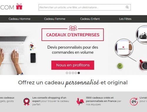 Cadeaux.com : traduction d'un site internet e-commerce de gros volume du français à l'espagnol