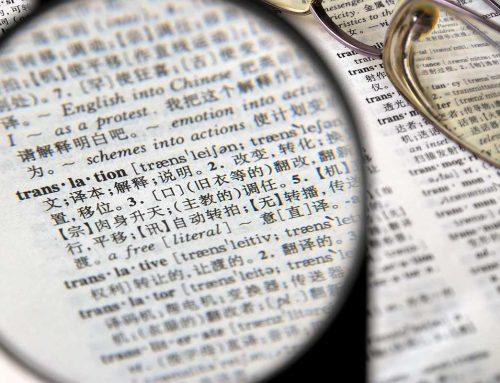 Traduction : reconnaître les différents types de chinois