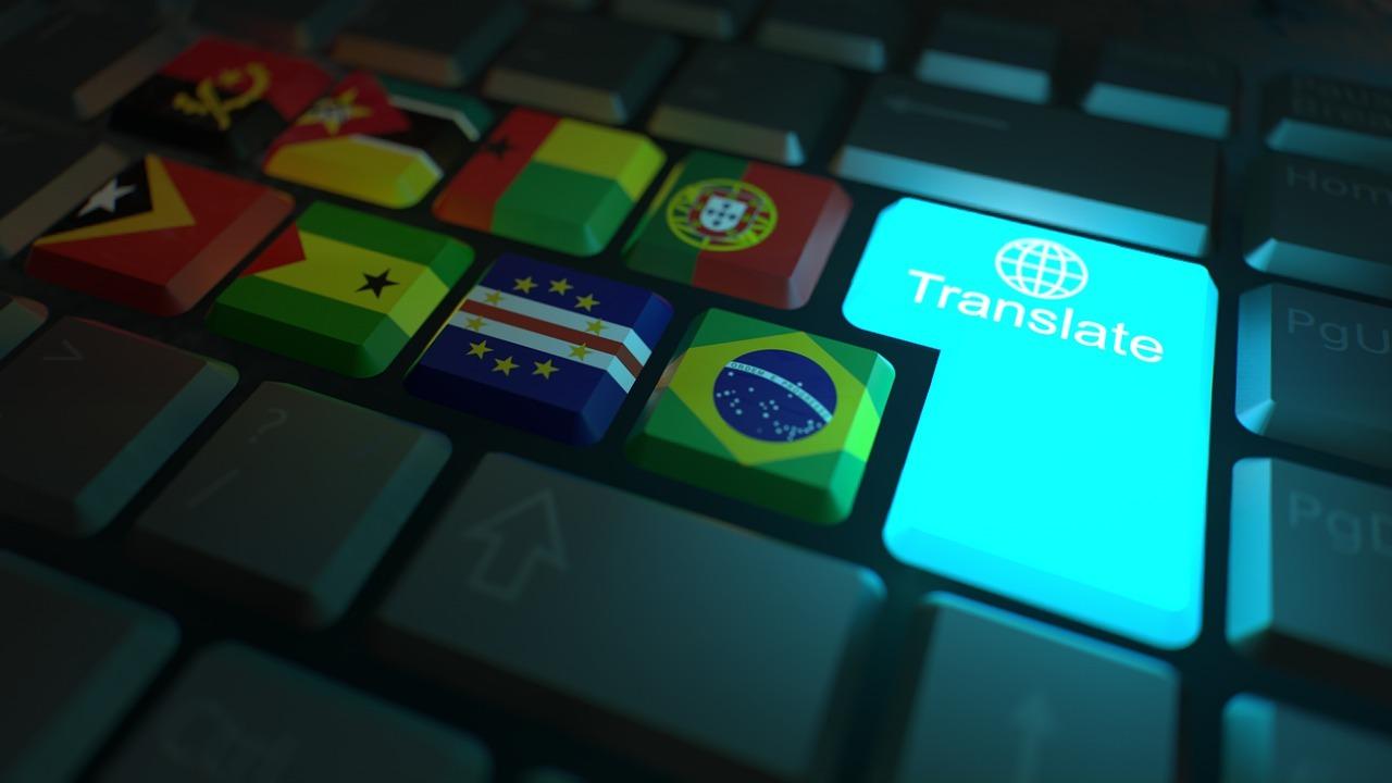 Traducteur de page web automatique