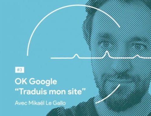 «OK Google, traduis mon site!»