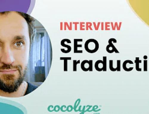 Interview sur le podcast de Cocolyze ( Solution SEO)