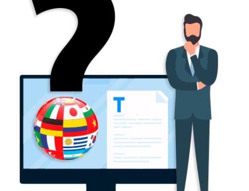 7 questions à se poser avant de traduire votre site web